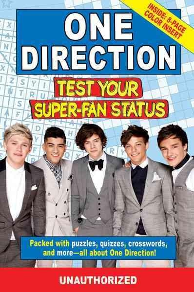 One Direction: Test Your Super-Fan Status (Paperback)