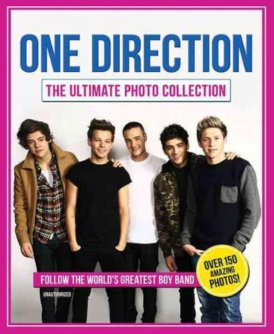 One Direction: The Ultimate Photo Collection (Paperback)