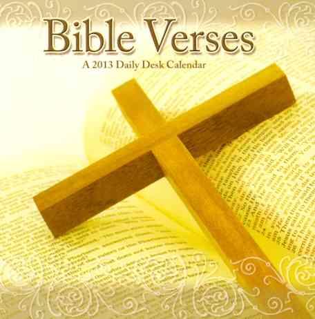 Bible Verses 2013 Calendar