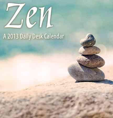 Zen 2013 Calendar