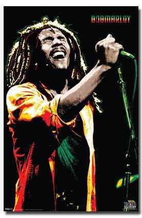 Bob Marley:Portrait(Poster)