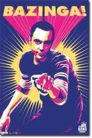 The Big Bang Theory - Sheldon (Poster)