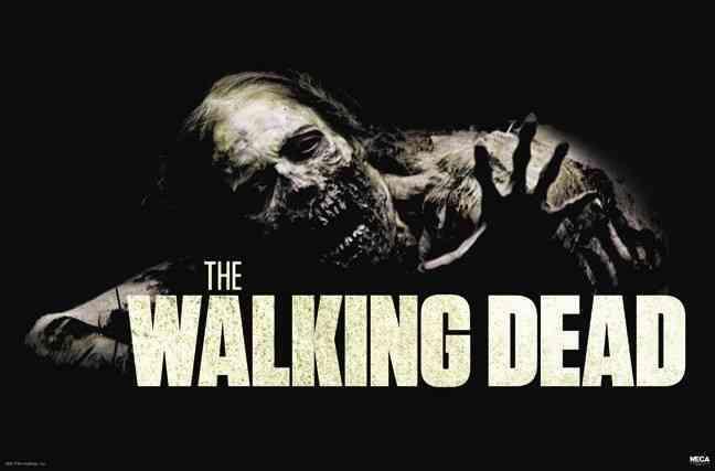 Walking Dead: Zombie Logo (Poster)