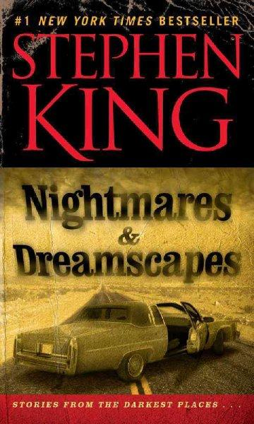 Nightmares & Dreamscapes (Paperback) - Thumbnail 0