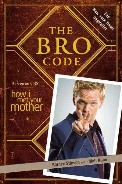 The Bro Code (Paperback) - Thumbnail 0