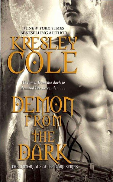 Demon from the Dark (Paperback)