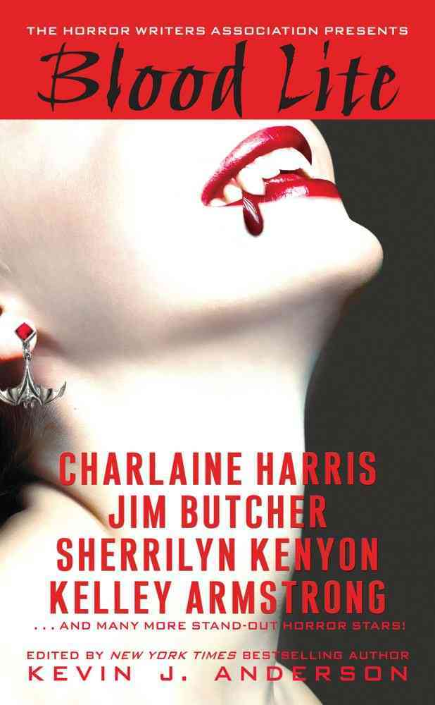 Blood Lite: An Anthology of Humorous Horror Stories (Paperback)