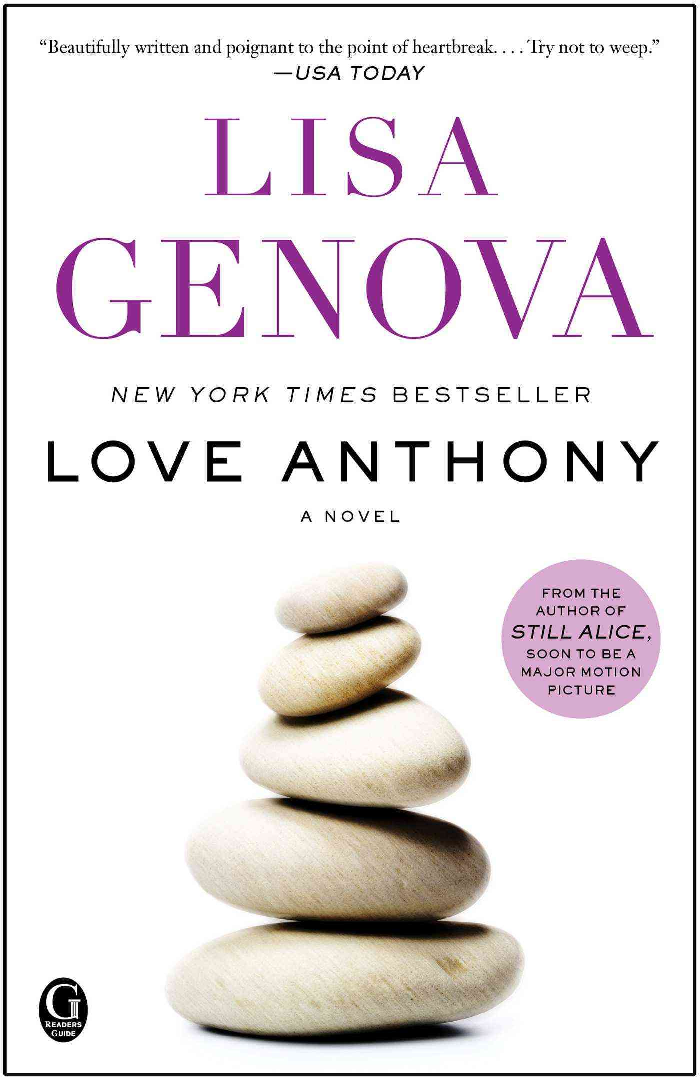Love Anthony (Paperback)