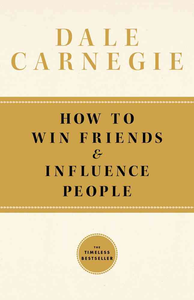 How to Win Friends and Influence People (Hardcover)