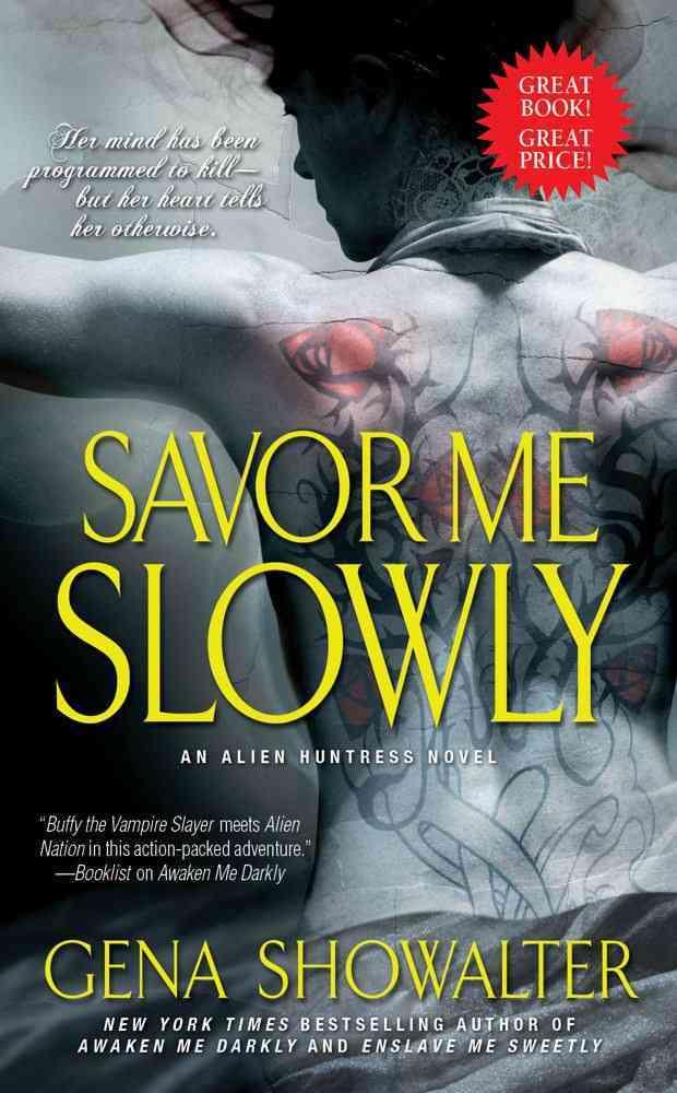 Savor Me Slowly (Paperback)