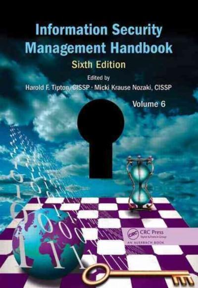 Information Security Management Handbook (Hardcover)
