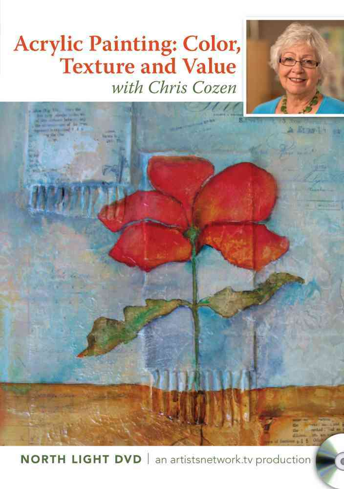 Acrylic Solutions for Mixed Media Painting (DVD video)
