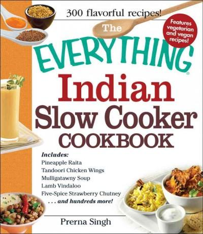 The Everything Indian Slow Cooker Cookbook (Paperback)