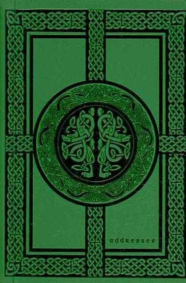 Celtic Address Book: Green (Address book)