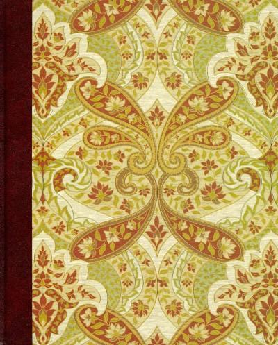 Baroque Damask Journal (Notebook / blank book)