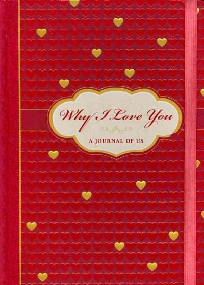 Why I Love You: A Journal of Us (Notebook / blank book) - Thumbnail 0