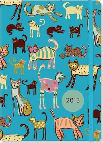 Kitties 2013 September 2012-December 2013 Calendar