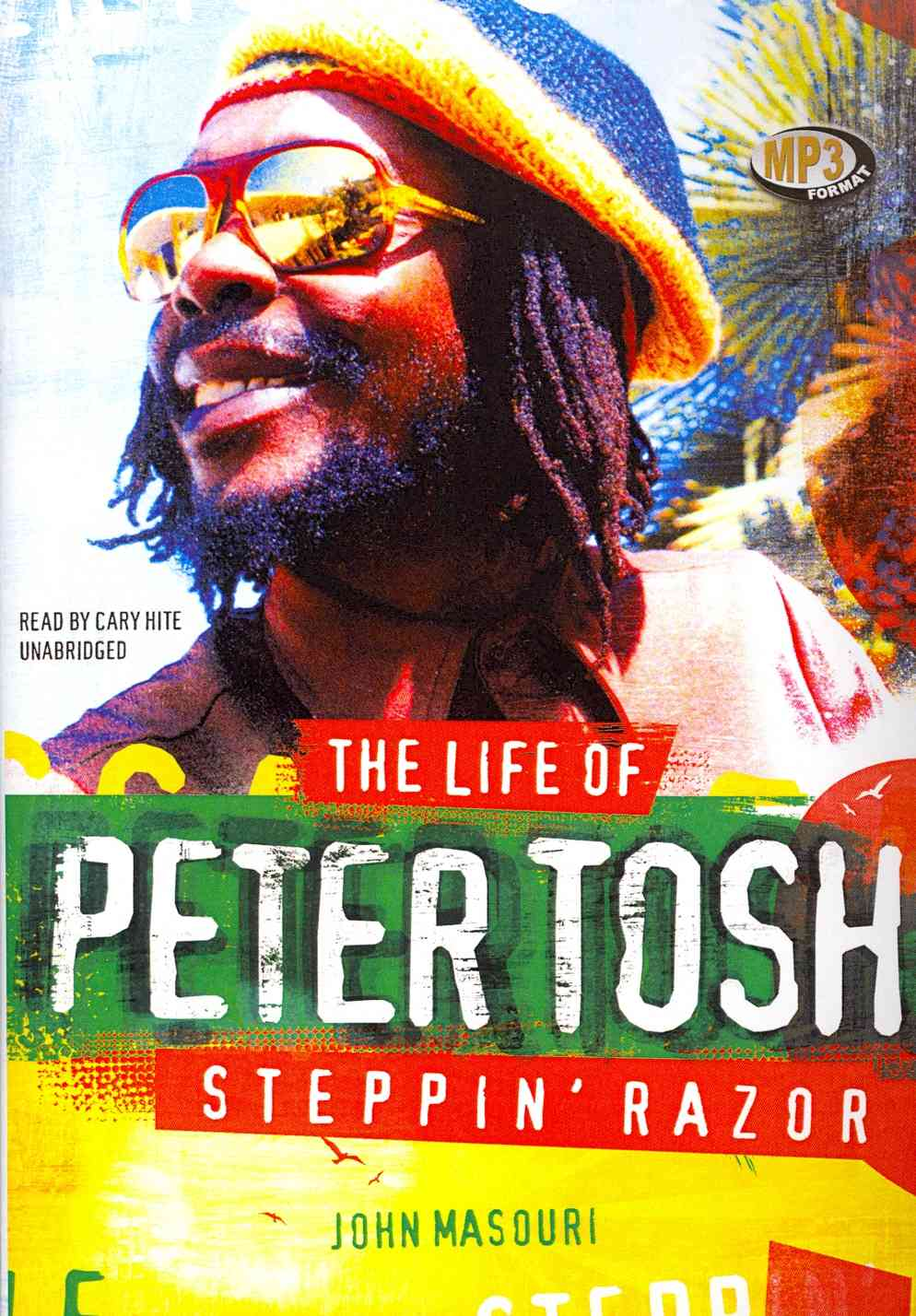 Steppin' Razor, The Life of Peter Tosh (CD-Audio)