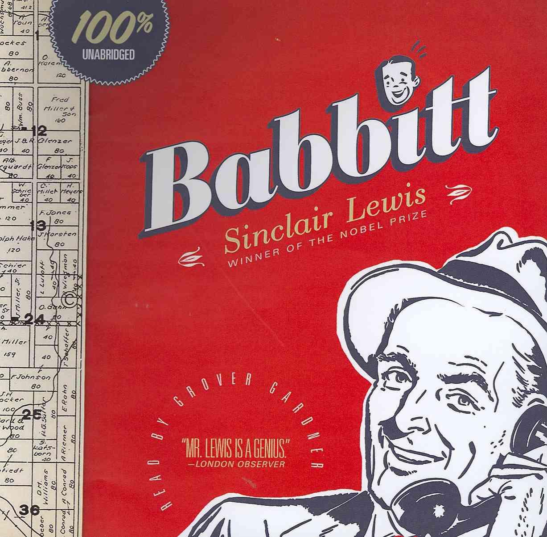 Babbitt (CD-Audio)