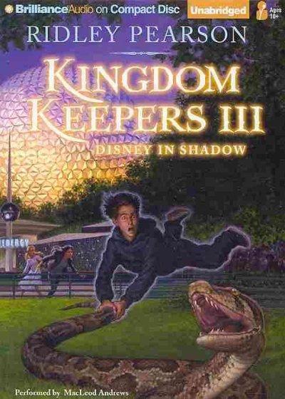 Kingdom Keepers III: Disney in Shadow (CD-Audio)