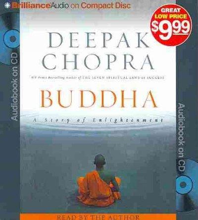 Buddha: A Story of Enlightenment (CD-Audio)