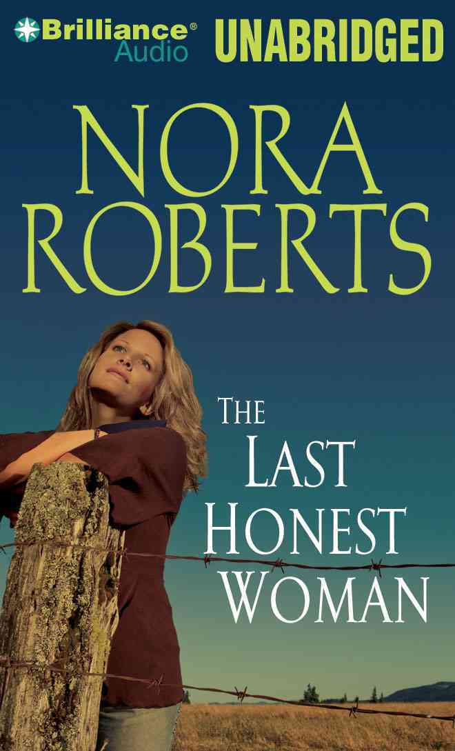 The Last Honest Woman (CD-Audio)