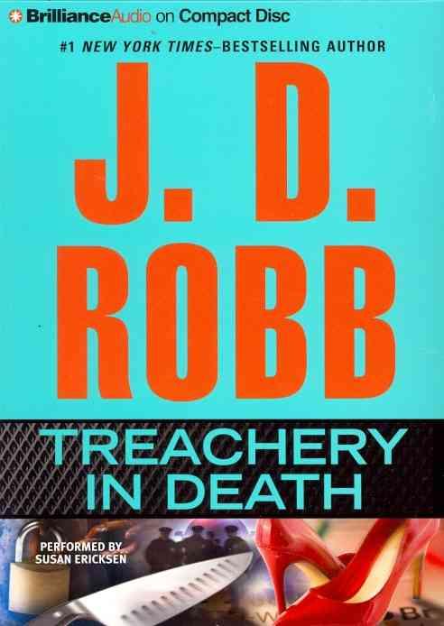 Treachery in Death (CD-Audio)