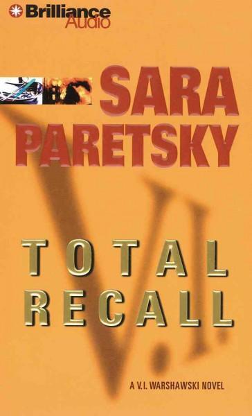 Total Recall (CD-Audio)