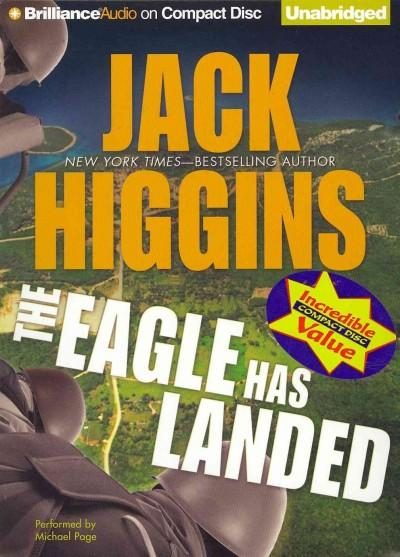 The Eagle Has Landed (CD-Audio)