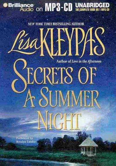 Secrets of a Summer Night (CD-Audio)
