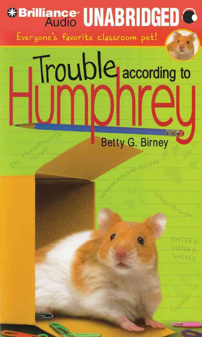Trouble According to Humphrey: Library Edition (CD-Audio)
