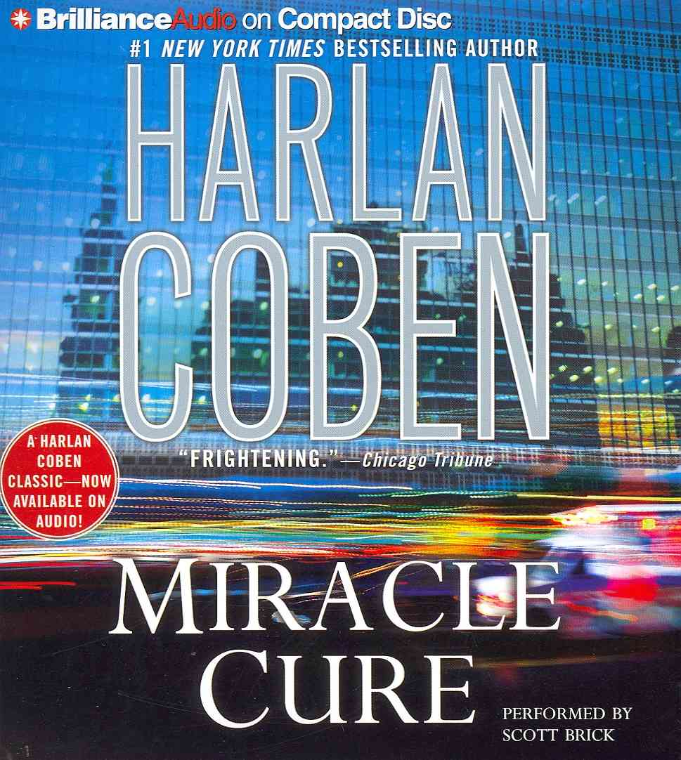Miracle Cure (CD-Audio)