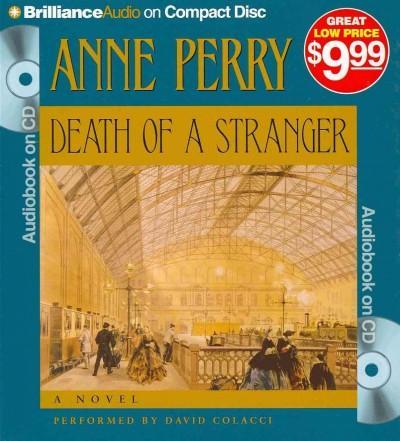 Death of a Stranger (CD-Audio)