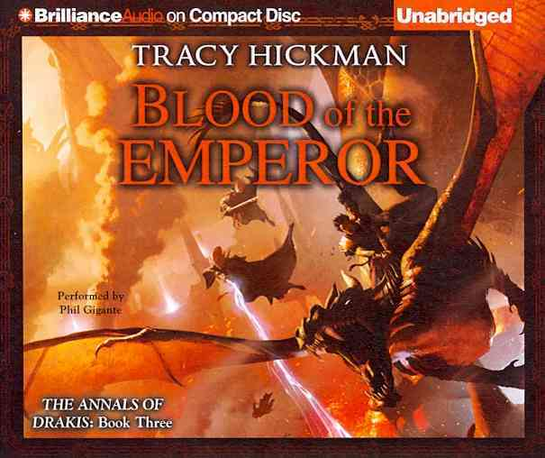 Blood of the Emperor (CD-Audio)