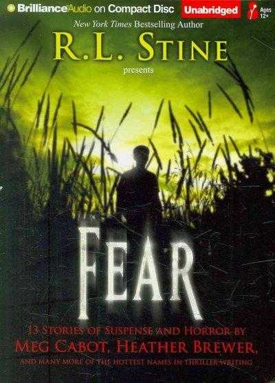 Fear: 13 Stories of Suspense and Horror (CD-Audio)