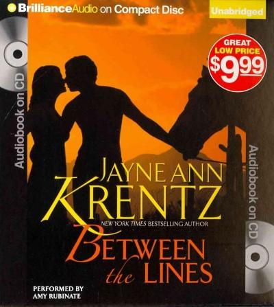 Between the Lines (CD-Audio)