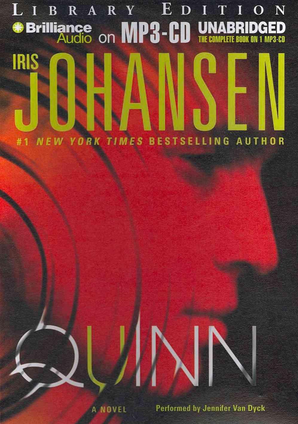 Quinn: Library Edition (CD-Audio)