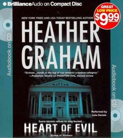 Heart of Evil (CD-Audio)