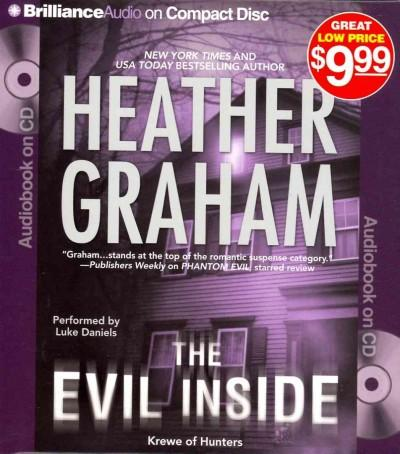 The Evil Inside (CD-Audio)
