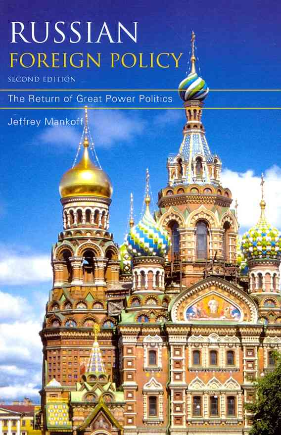Russian Foreign Policy: The Return of Great Power Politics (Paperback) - Thumbnail 0