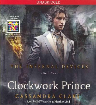 Clockwork Prince (CD-Audio)
