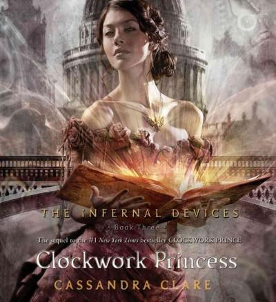 Clockwork Princess (CD-Audio)