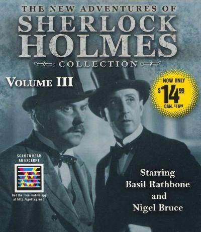 The New Adventures of Sherlock Holmes Collection (CD-Audio)