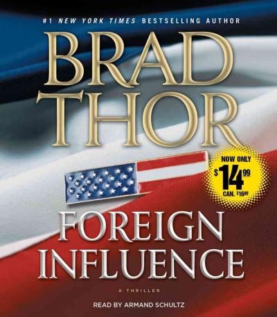 Foreign Influence (CD-Audio)