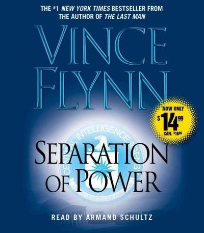 Separation of Power (CD-Audio)