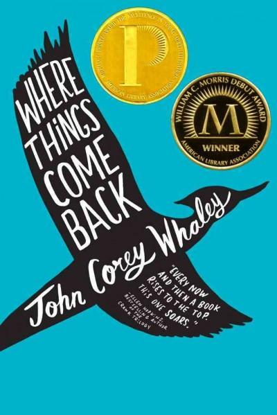 Where Things Come Back (Paperback)
