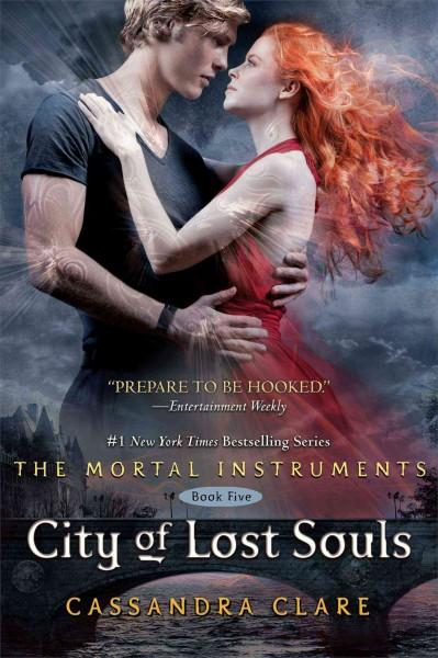 City of Lost Souls (Hardcover)