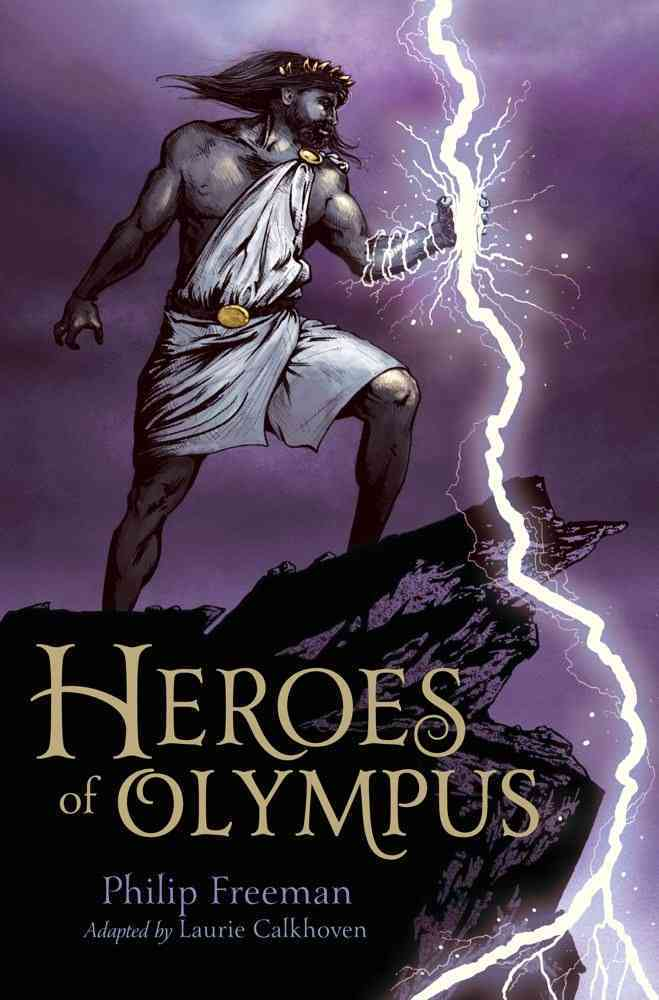 Heroes of Olympus (Hardcover) - Thumbnail 0