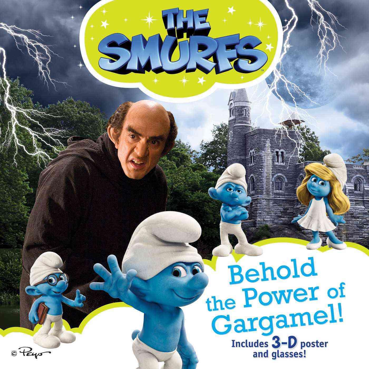 Behold the Power of Gargamel!