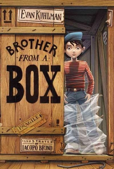 Brother from a Box (Paperback)